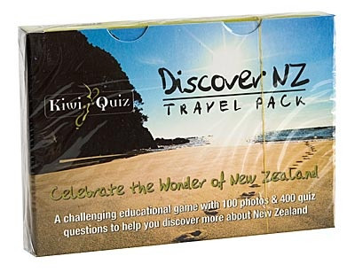 Discover NZ Travel Pack