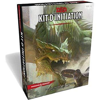 D&D : Kit d'initiation