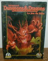 Advanced Dungeons et Dragons
