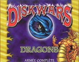 Diskwars : Dragons