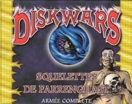 Diskwars : Squelettes de Farreghast