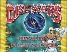 Diskwars : Chevaliers Falladirs