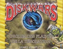 Diskwars : Orques des plaines de désolation