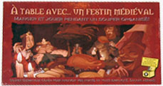 A table avec... un festin médiéval!