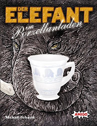 Un elephant ca casse énormément