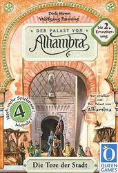 Alhambra : Les Portes de la Ville