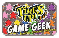 Time's Up ! GameGeek