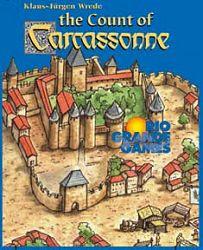 Carcassonne : Le comte de Carcassonne